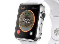 Veggie Meals for Apple Watch