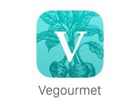 Vegourmet App Icon