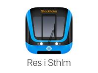 Res i Sthlm App Icon