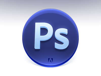 Photoshop cs6 circular icon