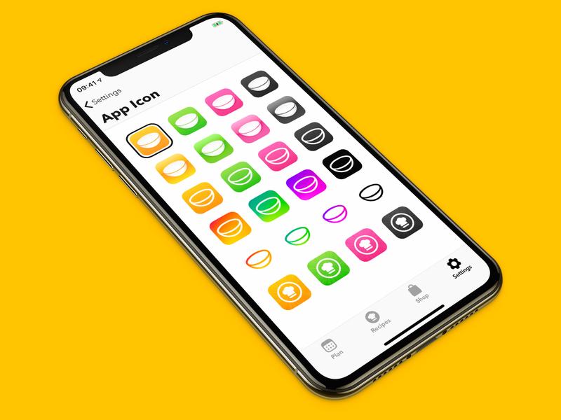 Lita App Icons app ios icon