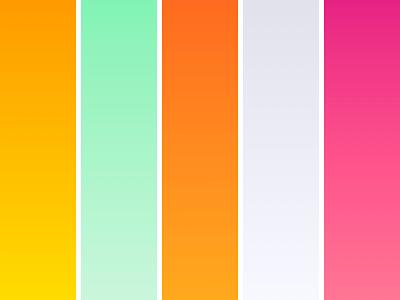 Plantry Color Scheme branding