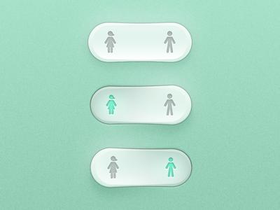 Gender Toggle