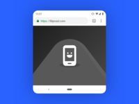 Material 2 / Android P Google Chrome UI (free download)