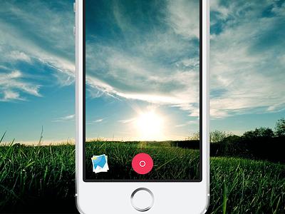 Capture ios app ui capture camera iphone shot photo
