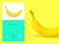 Color experiments - Banana