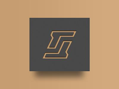 Squadron icon rebrand s guns design logo