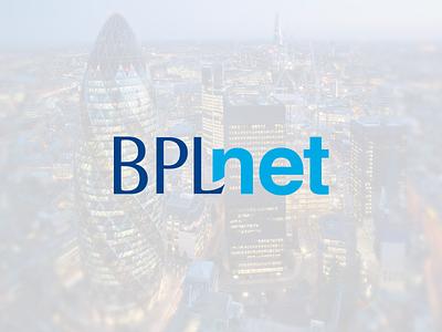 BPLnet brands program international insurance bank london uk financial ui design logo