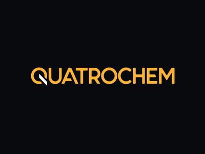 Quatrochem graficzny maszkowski chemical q logo