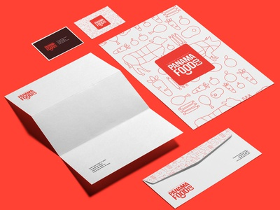 Branding design - Panama Food