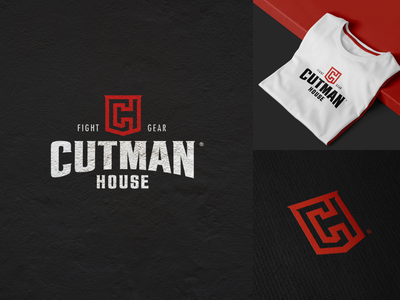 boxing branding Cutman House