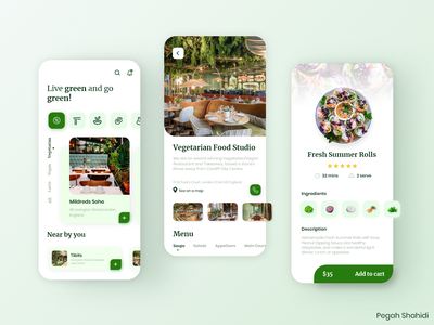 Food Delivery Application fooddelivery uidesign designwich designchallenge mobile design design ui