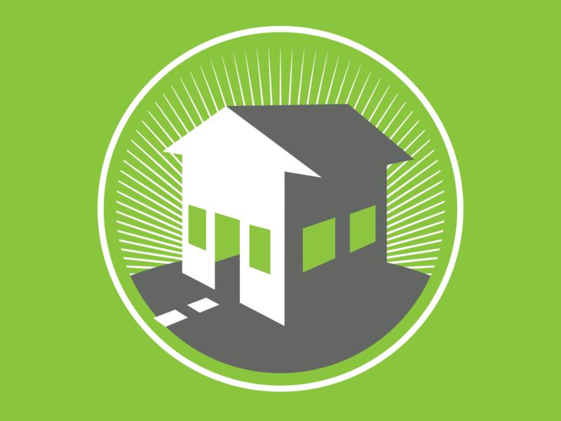 A Place Called Home Symbol icon symbol logo branding design