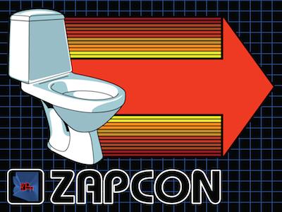 Zapcon Bathroom 1 Shot