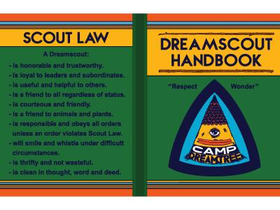 Camp Dreamtree Handbook Cover