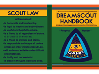 Camp Dreamtree Handbook Cover