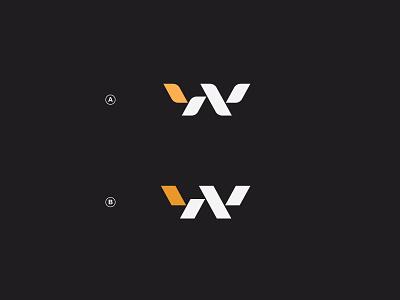 NW Monogram letter w logo letter n logo letter w letter n lettermark letter minimal modernism monogram logo monogram logo designer design modern logo modern design modern branding and identity identity logo logo design branding