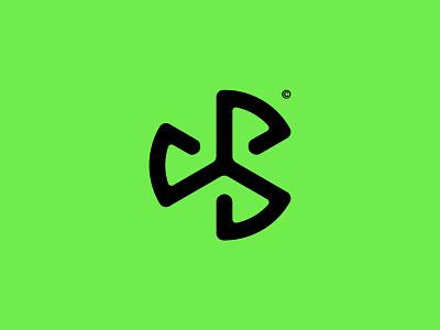 Abstract C Logo gen z rebrand logo redesign redesign startup tech minimal green simple abstract modern logo branding and identity logo design modern identity logo branding basketball branding basketball logo basketball