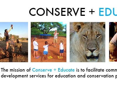 Conserveeducate badge