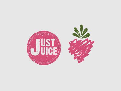 070917 Just juice justjuice logo dailylogochallenge