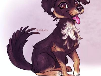 Talos Dog