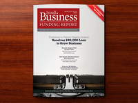 Small Business Funding Report Magazine Cover
