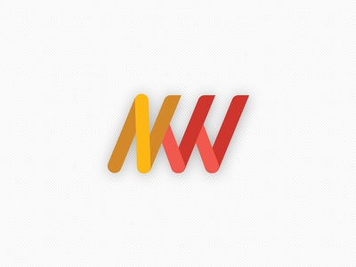 Nextwave Logo Concept design branding illustrator logo