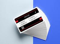 Beusiness card Design