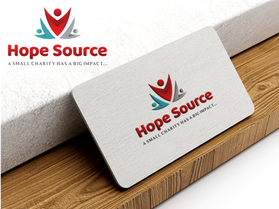 hope source Charity Logo flat icon animation illustration vector app ux typography branding app design