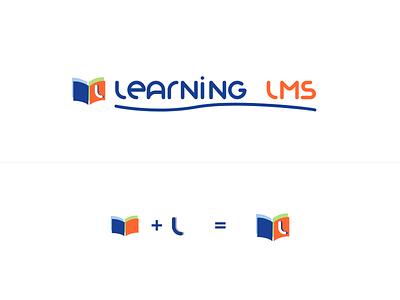 learning lms Concept minimal ui web ux app icon animation vector logo illustration design branding typography app design
