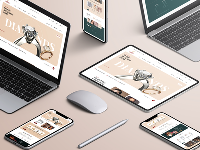 Jewelry store concept Design uxdesign uiux website design app developer app designers webdesign appdesign ecomemrce minimal icon animation vector logo design illustration branding typography app design