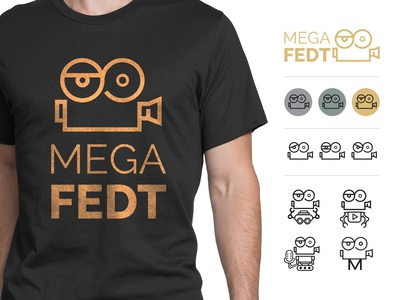 Mega Fedt Logo