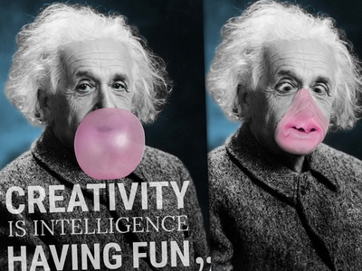 Creativity Cover - Magazine