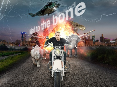 WeeMad - Mad To The Bone II