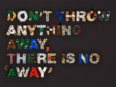 Don't Throw Anything Away