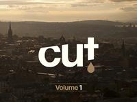 Cut Volume 01 cover