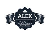 Alex Cowles - New Branding
