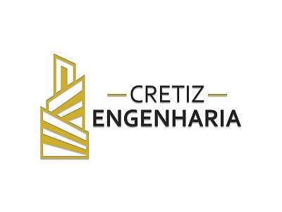 cretiz logo graphic design logo design