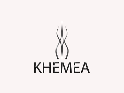 KHEMEA graphicdesign logo design