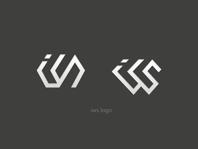 iws logo graphic design logo design