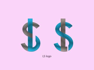 ls logo graphic design logo design