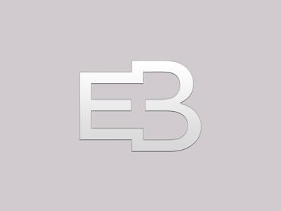 EB logo graphic design logo design