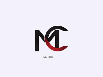 MC logo graphic design logo design
