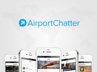 Promo for AirportChatter