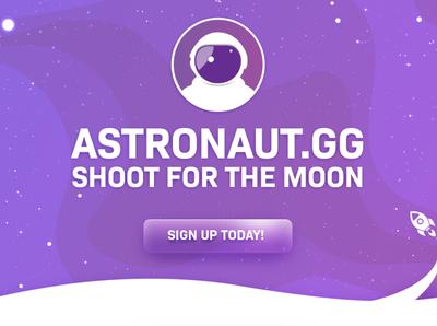 Astronaut Header