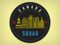 Yellow Pages Squad Badge