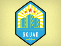 Yellow Pages Squad Badge V2
