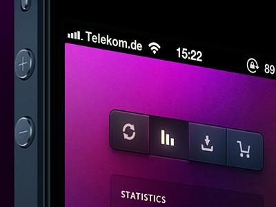 CSS Buttons Widget