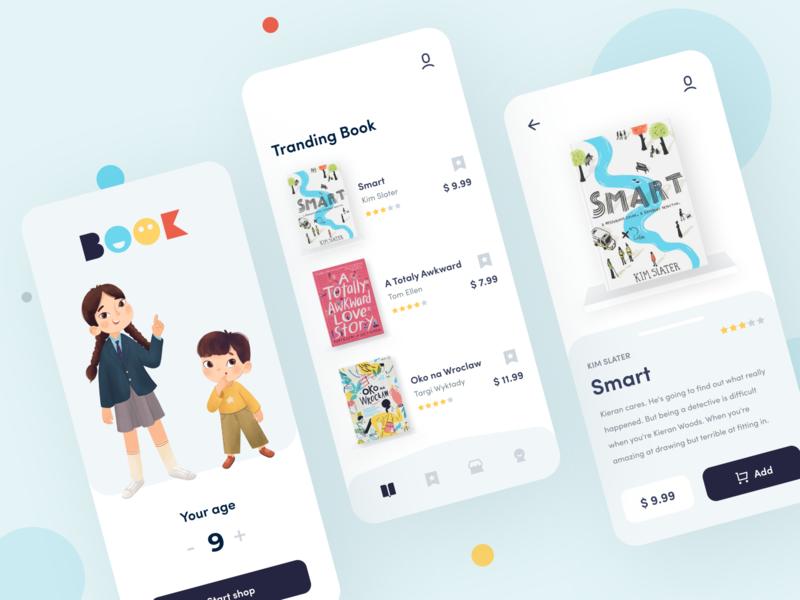 BooKids - App