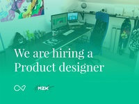 Product designer wanted